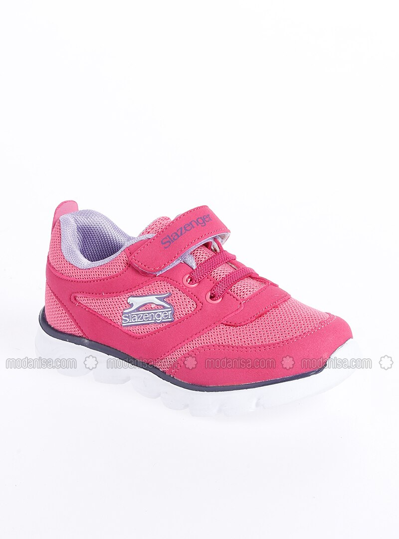 Fuchsia - Sport - Girls` Shoes