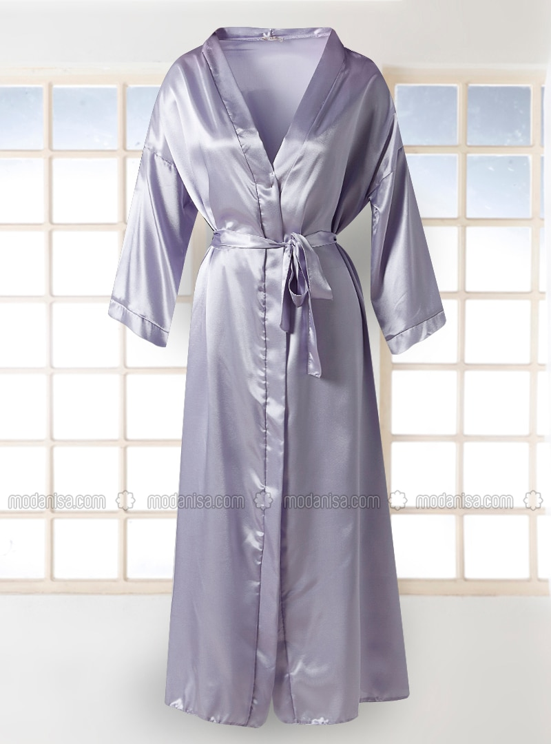 Lilac - Morning Robe