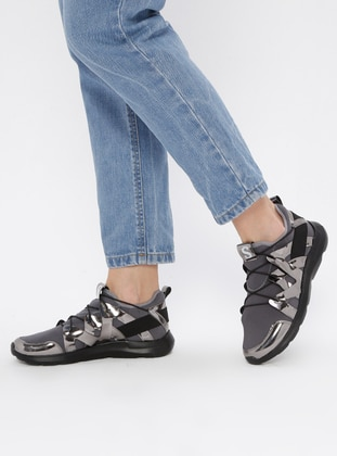 Anthracite - Sport - Shoes