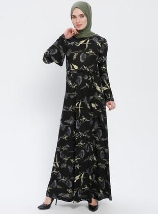 d757aa0fada65 Miss Cazibe Tesettür Elbise Modelleri ve Fiyatları - Modanisa.com
