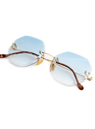 Blue - Sunglasses - Merve Dağlı Güneş Gözlüğü