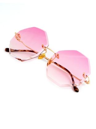 Pink - Sunglasses - Merve Dağlı Güneş Gözlüğü
