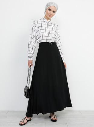 c73e0206e08f Shop Muslim Skirts: Maxi Skirts, Pleated Skirts & More | Modanisa