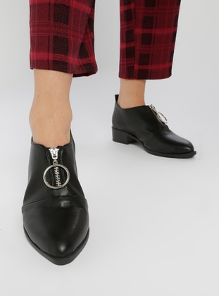 Black - Casual - Shoes - Sitill