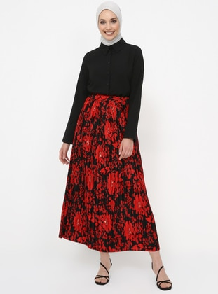 d50acd1d1 Shop Muslim Skirts: Maxi Skirts, Pleated Skirts & More   Modanisa