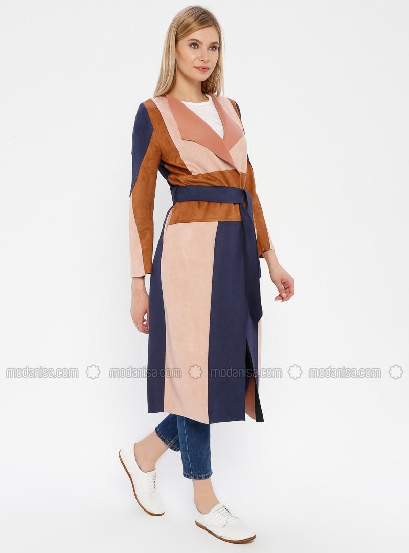 Multi - Shawl Collar - Cardigan