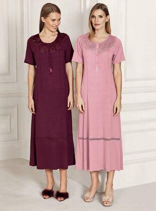 Plum - Nightdress