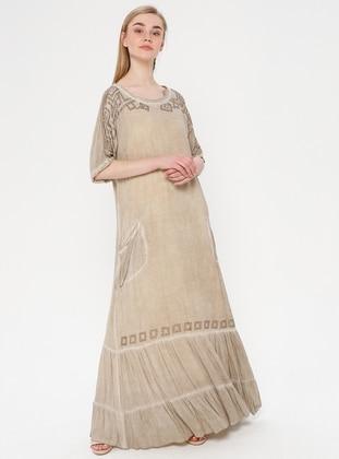 Minc - Crew neck - Fully Lined - Dress