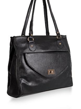 Black - Clutch Bags / Handbags - Abba