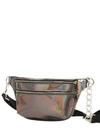 Brown - Satchel - Bum Bag