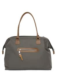 Gray - Shoulder Bags