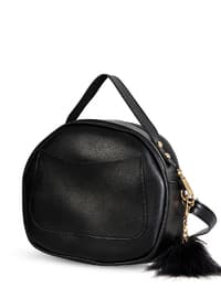 Black - Shoulder Bags - Abba
