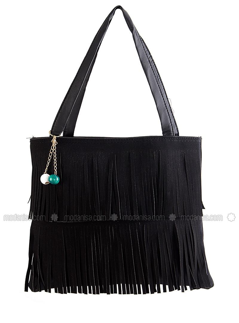 Black - Shoulder Bags