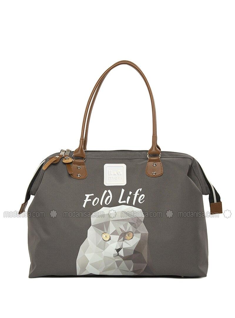 Gray - Shoulder Bags