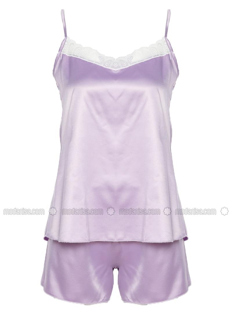 Lilac - Cotton - Short Set