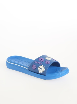 Blue - Sandal - Shoes