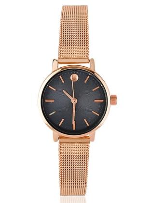 Gold - Rose - Watch