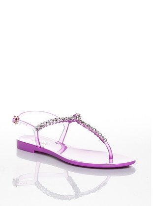 Fuchsia - Sandal - Sandal - Efem