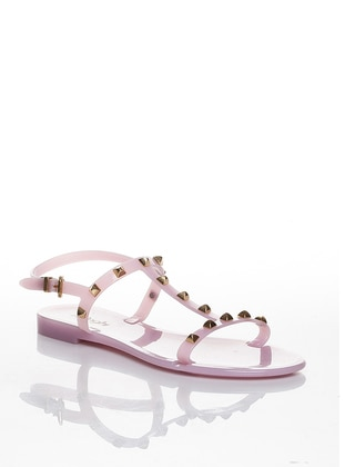 Dusty Rose - Sandal - Sandal - Efem