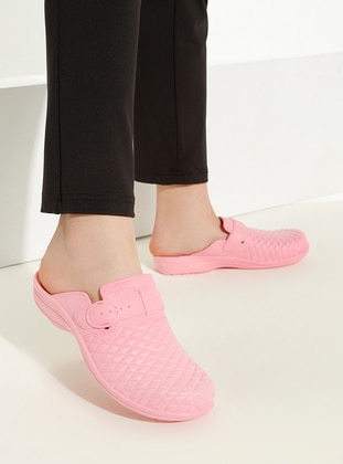 Pink - Sandal - Shoes