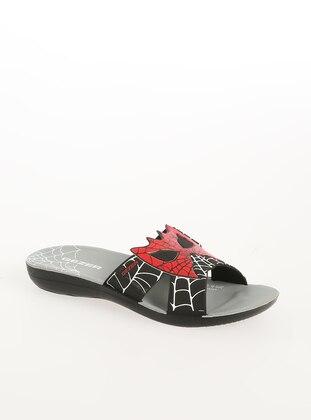 Black - Sandal - Shoes