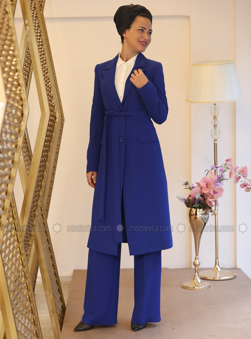 Saxe - Fully Lined - Suit