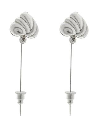 Silver tone - Scarf Accessory
