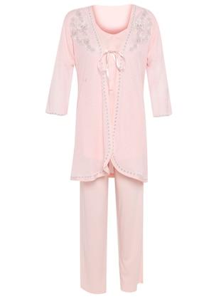 Powder - Floral - Cotton - Modal - Pyjama