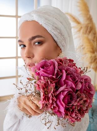 Pink - Accessories Set - Derin Flowers
