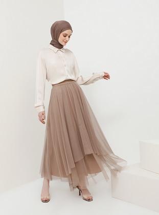 Minc - Fully Lined - Skirt - Benin
