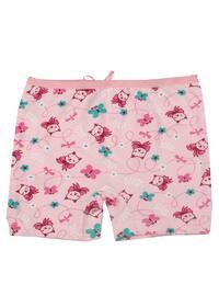 Pink - Multi - Girls` Underwear