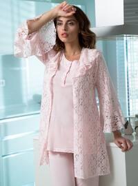 Ecru - Powder - Pyjama