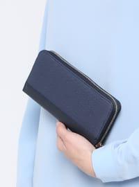 Navy Blue - Wallet