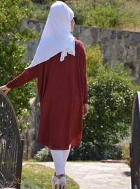 Terra Cotta - Shawl - Cotton - Tunic