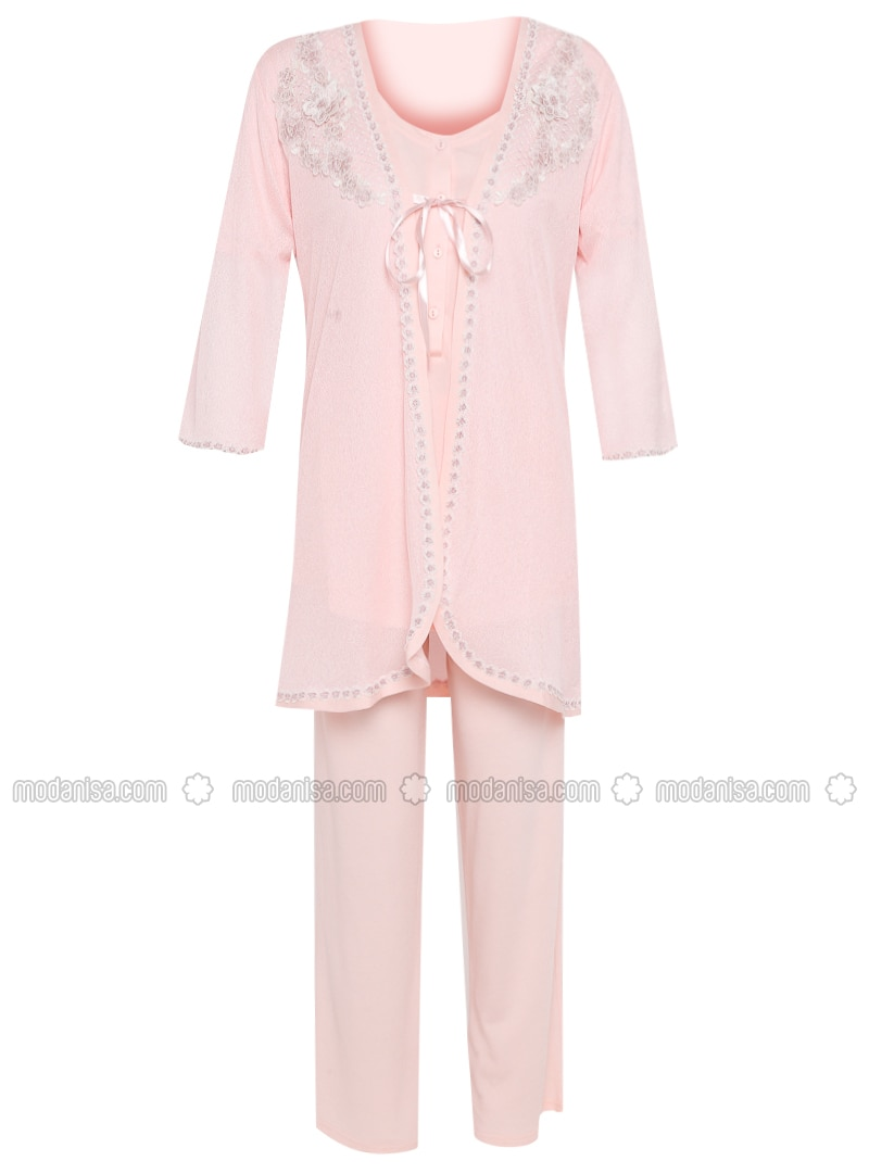 Powder - Floral - Cotton - Modal - Pyjama