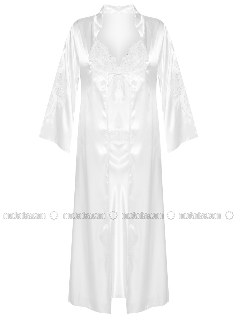 Ecru - Nightdress