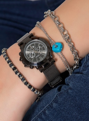 Anthracite - Watch
