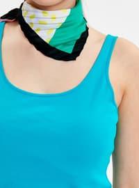 Turquoise - Undershirt