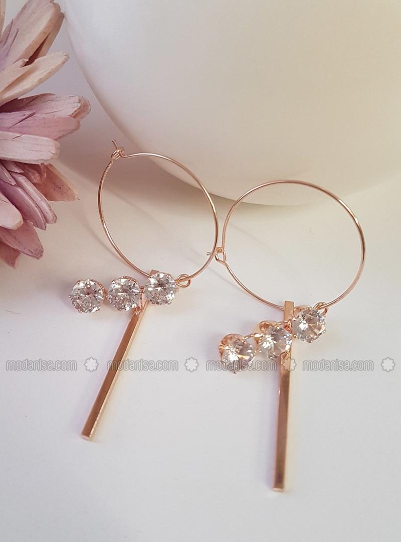 Rose - Earring