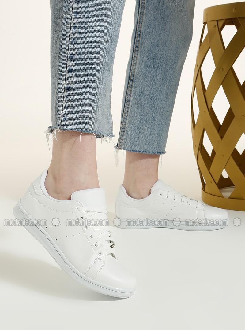 White - Sport - White - Sport - Sports Shoes