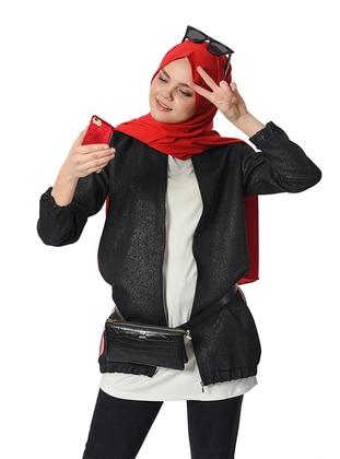 Black - Black - Jacket