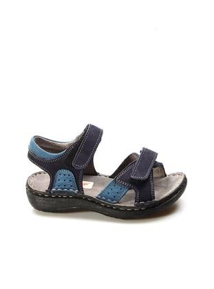 Navy Blue - Sandal - Boys` Sandals