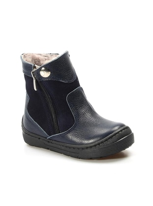 Navy Blue - Boot - Boys` Boots