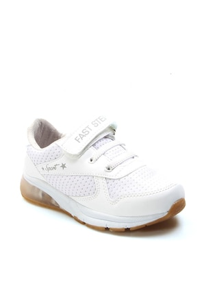 White - Sport - Girls` Shoes