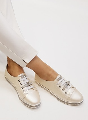 Beige - Sport - Sports Shoes