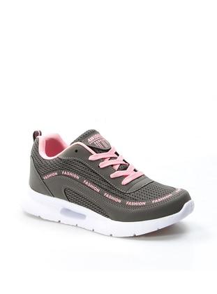 Pink - Smoke - Sport - Sports Shoes