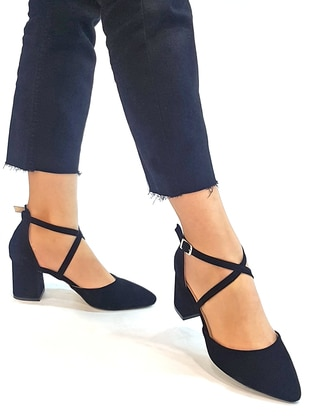 Black - High Heel - Heels - Marjin