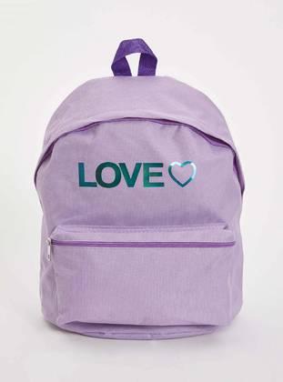 Purple - Bag