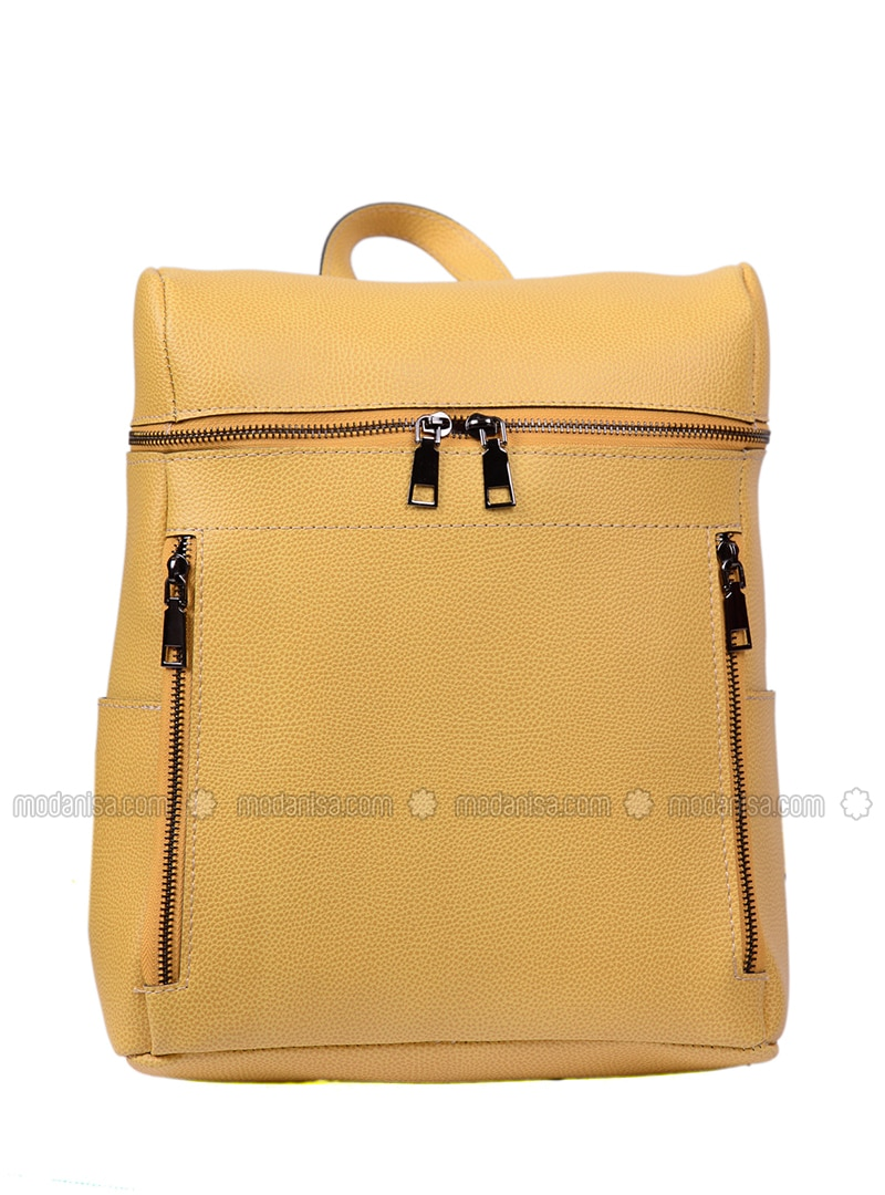 Yellow - Shoulder Bags