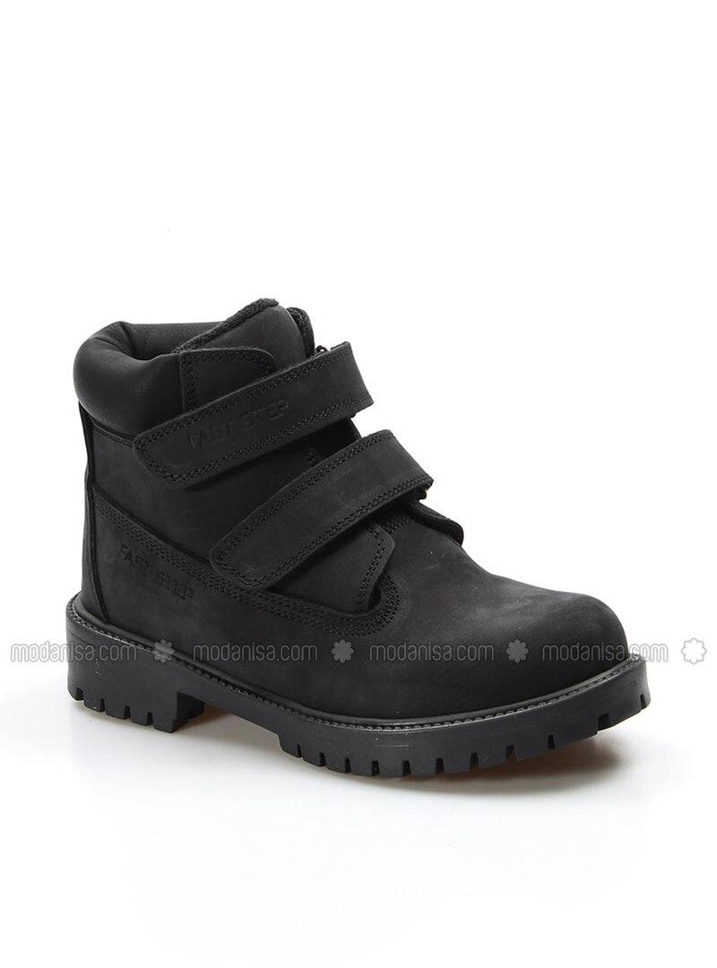 89550dc4a5f03 Black - Boot - Boys` Boots